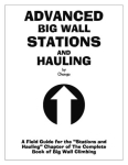 Advanced Big Wall Stations and Hauling